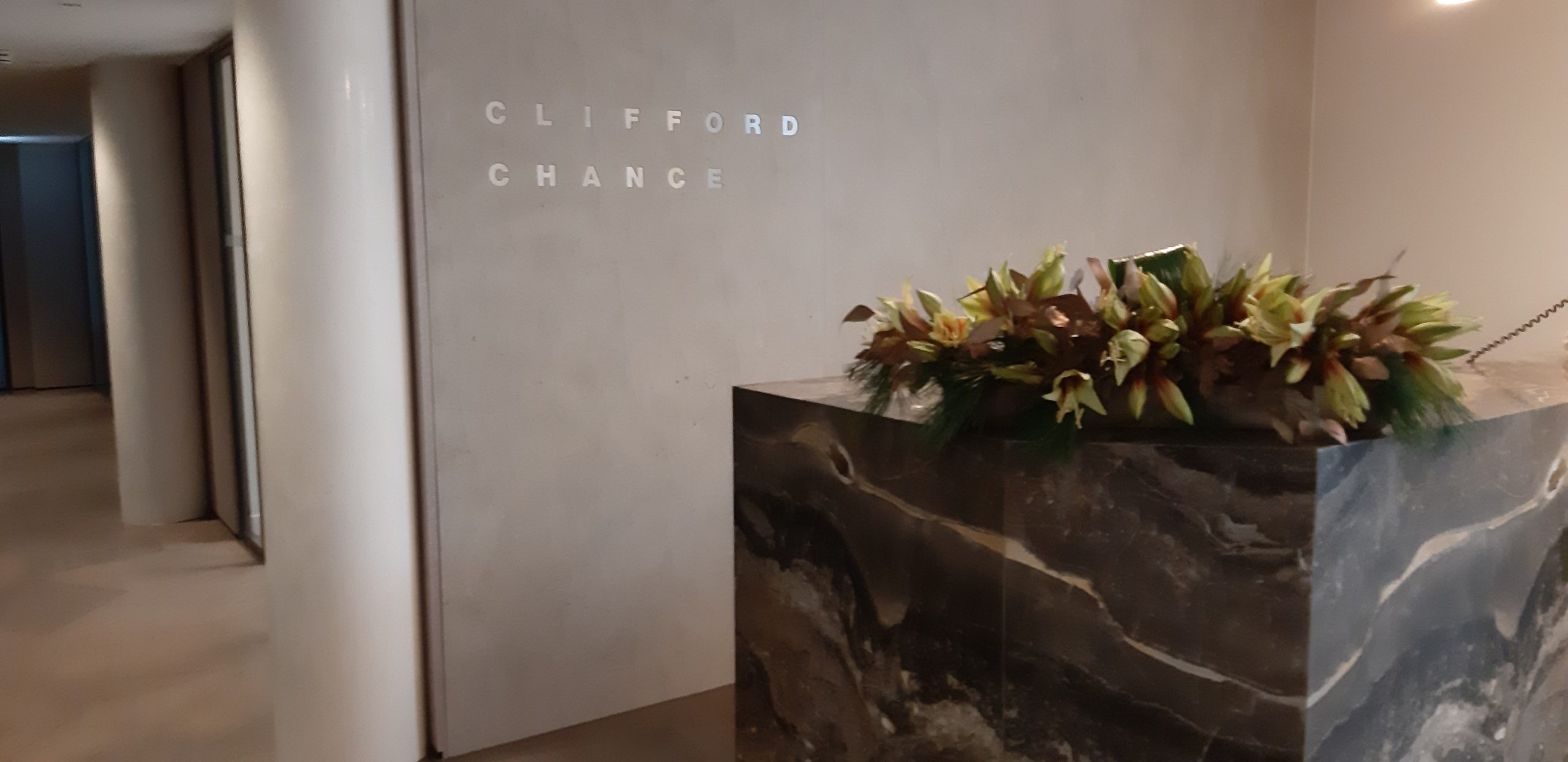 BHP dla pracowników Clifford Chance